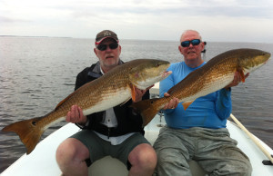 bull redfish caught indian river lagoon