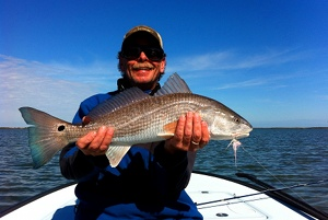coldiron redfish