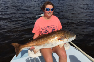 indian river trophy bull redfish