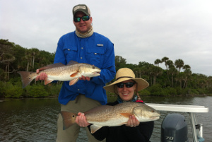 Mosquito Laogon Redfish double