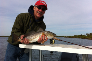mosquito lagoon redfish fly fishing