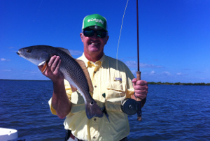 mosquito lagoon fly fish redfish