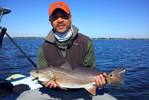 greaves redfish