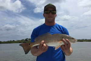 new smyrna beach area red fish fishing trips