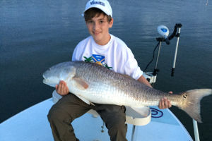 new smyrna beach redfish charter