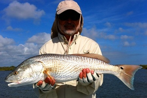 tefft redfish