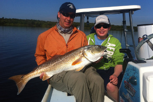 Trophy Redfish Indian River Lagoon